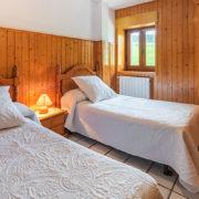 Habitación apartamentos rurales en Cantabria